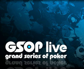 GSOP - Grand Series of Poker