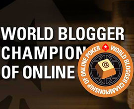 WBCOOP - World Blogger Championship of Online Poker